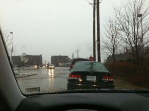rainy 5k